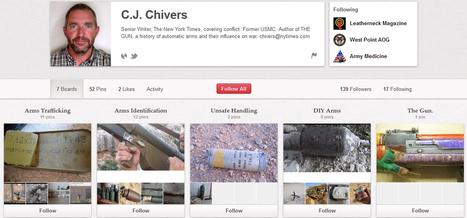 5 ways journalists are using Pinterest | Poynter. | mojo 3 | Scoop.it