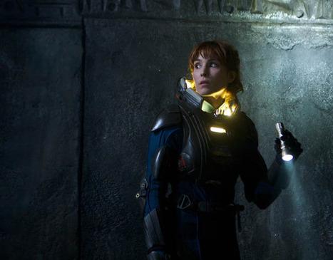 Ridley Scott Spills Sensational Prometheus Trailer, Teases Sequel   Transmedia: Storytelling for the Digital Age   Scoop.it