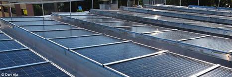 Dani Alu : une nouvelle toiture-terrasse en photovoltaïque | Immobilier | Scoop.it