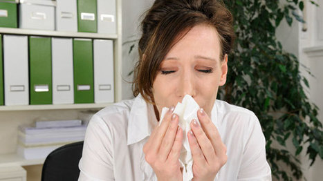 Study reveals the germ-laden office surfaces that will make you sick   ninemsn (Australia)   CALS in the News   Scoop.it
