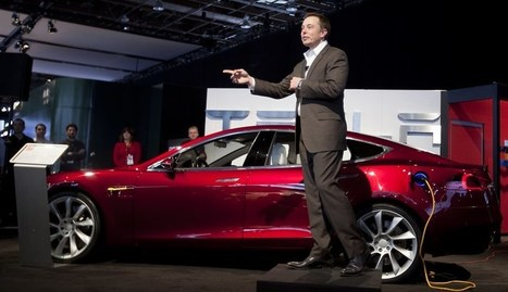 What Entrepreneurs Can Learn From Tesla Founder Elon Musk | Change Champions | Scoop.it
