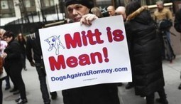 Dogs Against Romney Defends Obama Over Dog Consumption Revelations | Mediaite | 21st Century EXTREMISM, ELITISM and POLITICAL POWER | Scoop.it