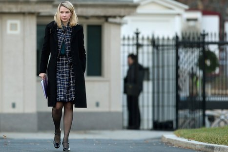 Why Is Marissa Mayer Criticized for Work-Life Balance Issues When Male CEOs Are Not | The WWW | Scoop.it
