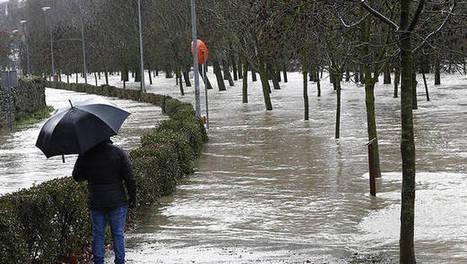 Navarra supera con incidencias el temporal de agua y nieve en espera de la segunda ola de frío | Ordenación del Territorio | Scoop.it