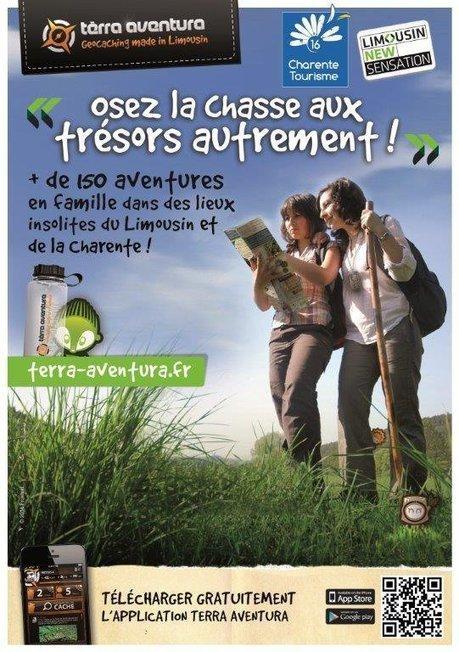 Terra Aventura dans la dernière émission ALPC MATIN : les meilleures idées de sorties dans la région - vendredi 24 juin à 10h15 sur France 3 - France 3 Aquitaine | Géocaching et tourisme | Scoop.it