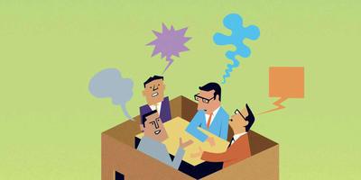 Rencontres RH: l'agacement est plus difficile à résoudre que le conflit