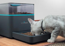 Smartphone-triggered pet feeder connects to social media | this curious life | Scoop.it
