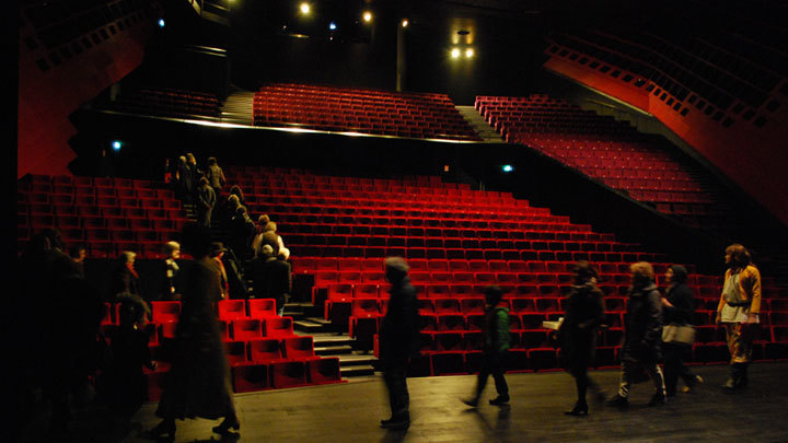 salle theatre biarritz