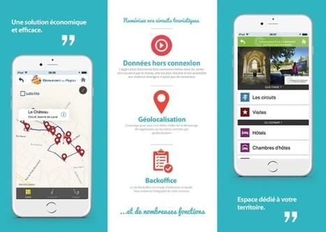 France Touristic : l'appli qui aide les collectivités à promouvoir leur patrimoine touristique | Ressources d'autoformation dans tous les domaines du savoir  : veille AddnB | Scoop.it