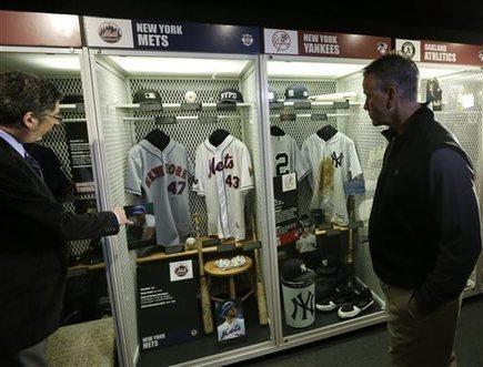 Still amazed, Glavine tours baseball Hall of Fame | Central New York Traveler | Scoop.it