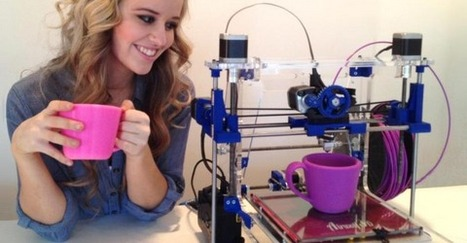 3-D printing set to break out of niche | Culture, Humour, the Brave, the Foolhardy and the Damned | Scoop.it