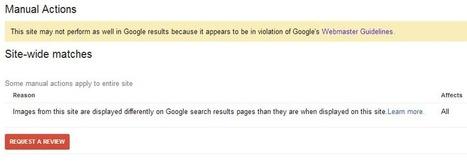 Nouvelle pénalité Google : Image Mismatch | Médias et réseaux sociaux | Scoop.it