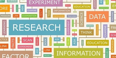 10 tips for successful school-led research projects | National College for Teaching and Leadership (NCTL) | Education: Teaching & Learning | Scoop.it
