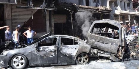 Syrie, Irak, Liban, Egypte: l'heure du repli occidental | 16s3d: Bestioles, opinions & pétitions | Scoop.it