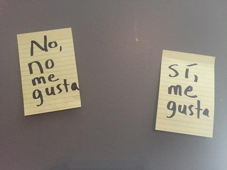 Post-It Votes: Low stress, high interaction with input   Todoele - Enseñanza y aprendizaje del español   Scoop.it