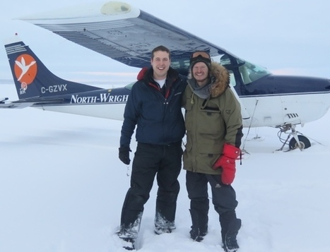Solo adventurer comes in from the cold after 6 months in N.W.T. wilderness | NWT News | Scoop.it