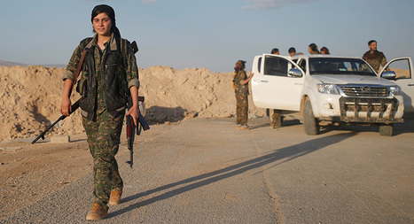 Who's fighting whom in Iraq's Sinjar? | Upsetment | Scoop.it