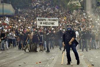 La Grecia crolla definitivamente sotto la morsa dell'austerityFinanzaNoStop | FinanzaNoStop | Crisi Economica | Scoop.it