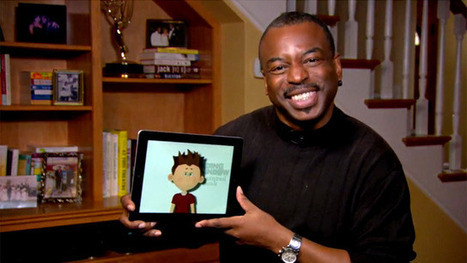 LeVar Burton talks Reading Rainbow: from TV to e-books and beyond | Ars Technica | learning and reading styles | Scoop.it