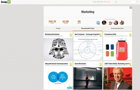 5 Best Tools for Content Curation – The Experts' View - Talkwalker Blog | Content Curator | Scoop.it