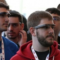 Google Glass portends a brave new Jewish world   Jewish Education Around the World   Scoop.it