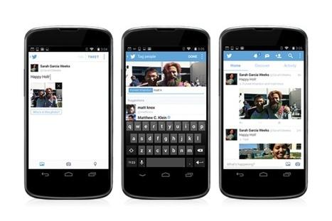 Twitter permet maintenant de partager jusqu'à 4 photos par tweet - Geeks and Com' | And Geek for All | Scoop.it