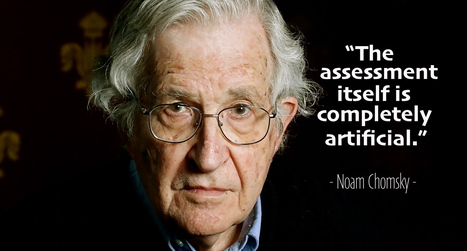 Noam Chomsky on the Dangers of Standardized Testing | Technology and Education Resources | Scoop.it