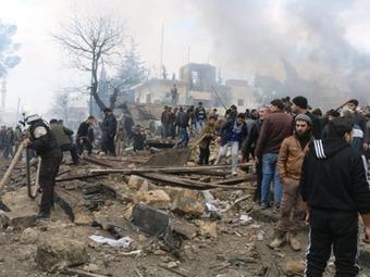Massive tanker bomb kills 48 in Syria border town | The Pulp Ark Gazette | Scoop.it