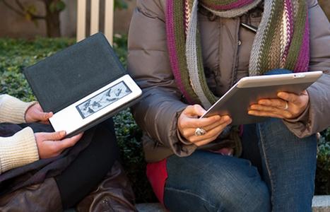 Una investigación predice la extinción de los eReaders | Libros electrónicos | Scoop.it