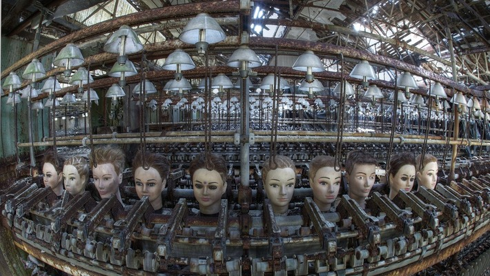 These Abandoned Toy Factories and Shops Will Haunt Your Nightmares | Walking On Sunshine | Scoop.it