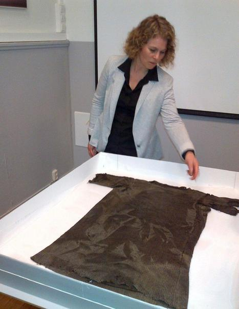 Pre-Viking tunic found on glacier as warming trend aids archaeology | Anthropology and Archaeology | Scoop.it