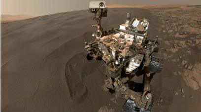 First boron detection on Mars points to habitability | Technology in Education | Scoop.it
