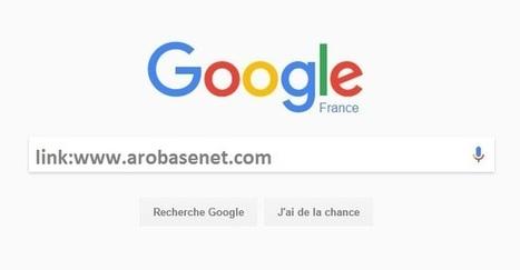 Google supprime officiellement l'opérateur link:votredomaine.com | Référencement internet | Scoop.it