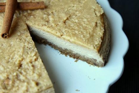 delicious housewife: Ich back mir einen Chai Cheesecake | Brownies, Muffins, Cheesecake & andere Leckereien | Scoop.it