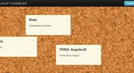 AngularJS collaboration board with Socket.io | Tutorial | .net magazine | Angular and Node | Scoop.it