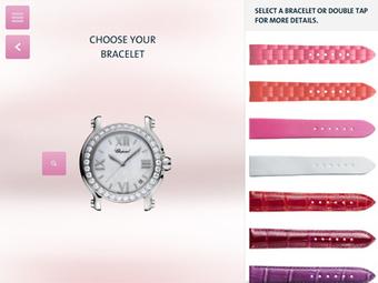 Chopard aims for watch personalization via mobile app | Digital Luxury Marketing & E-commerce | Scoop.it