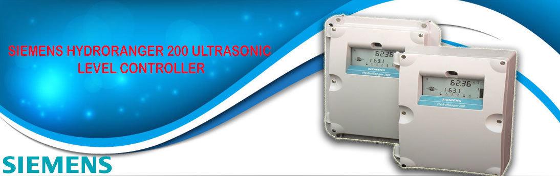 Siemens HydroRanger 200 ultrasonic level contro