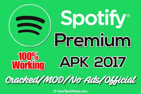 download spotify premium mod apk 2017