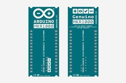 Arduino Announces New IoT Board, Gives Away 1,000 | Make: | STEM | Scoop.it