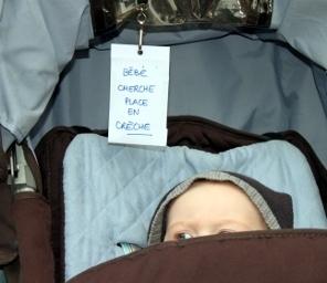 Bébés cherchent crèches publiques | A Voice of Our Own | Scoop.it