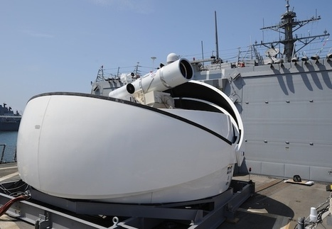 U.S. Navy Moving at Warp Speed to Develop Lasers - Michael Fabey, et al., Scout Warrior   Shahriyar Gourgi   Scoop.it