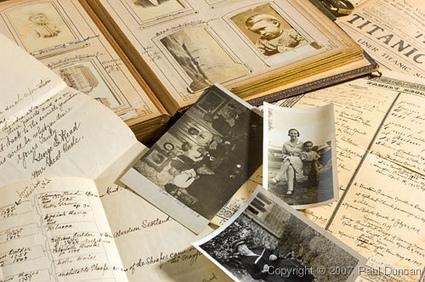 Genealogy and Scrapbooking | Rhit Genealogie | Scoop.it