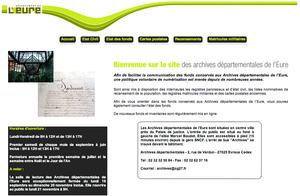 GénéInfos: Une nouvelle visionneuse pour les archives de l'Eure   GenealoNet   Scoop.it