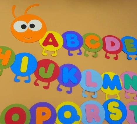 Para decorar el aula en eva aprender manualid for Manualidades decoracion infantil