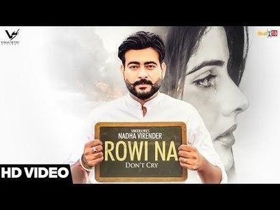 Rowi Na - Punjabi Song Hindi Lyrics With Meanin