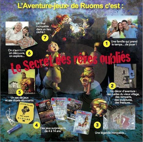 Destinations #tourisme à jouer en famille : 31 Aventures-jeux® en Europe | Tourisme en Famille - Pistes à suivre | Scoop.it
