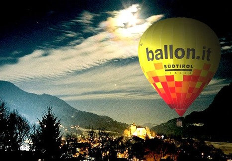 Ballooning in Le Marche | Le Marche another Italy | Scoop.it