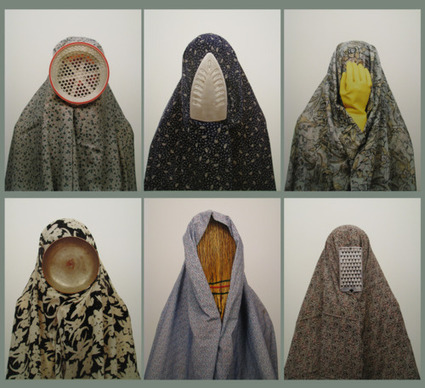 "Shadi Ghadirian: ""Domestic Life"" 