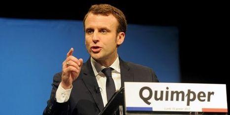 L'«amnésie» d'Emmanuel Macron sur les sables deLannion | Econopoli | Scoop.it