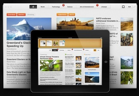 The 30 Best iPad apps for college students and academics | academiPad | Scoop.it